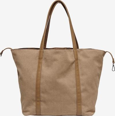 ONLY Shopper 'Lana' in braun / hellbraun, Produktansicht