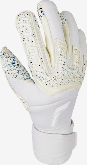 REUSCH Handschuh in blau / gelb / weiß, Produktansicht