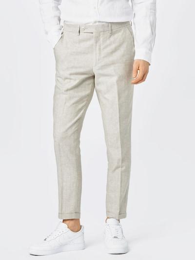 JACK & JONES Kalhoty se sklady v pase - písková, Model/ka