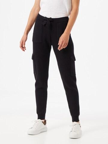 Pantalon cargo 'Peach' Soft Rebels en noir