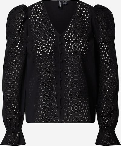 Vero Moda Petite Shirt in de kleur Zwart, Productweergave