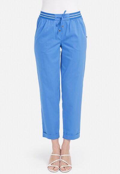 HELMIDGE 7/8-Hose in blau, Modelansicht