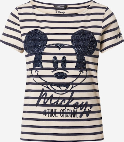 PRINCESS GOES HOLLYWOOD T-Shirt 'Mickey' in blau, Produktansicht