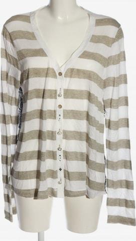 Elisa Cavaletti Sweater & Cardigan in XL in White