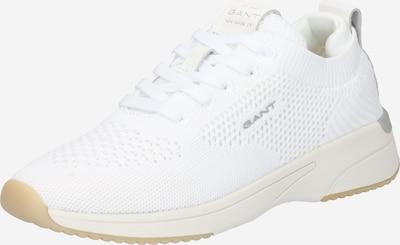 Sneaker low GANT pe alb, Vizualizare produs