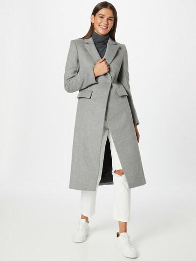 PATRIZIA PEPE Mantel in grau, Modelansicht