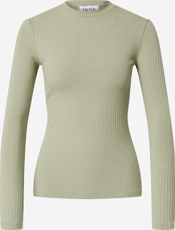 EDITED Shirt 'Ginger' in Groen
