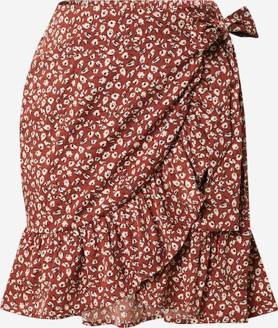 ONLY Skirt in Rusty red / Black / White, Item view
