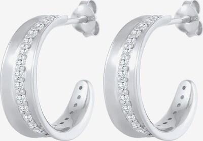 ELLI PREMIUM Oorbellen in de kleur Zilver, Productweergave