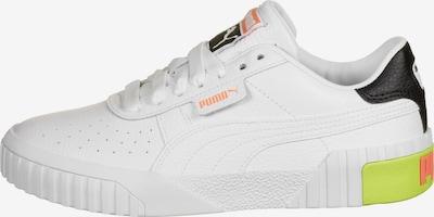 PUMA Sneaker in apfel / schwarz / weiß, Produktansicht
