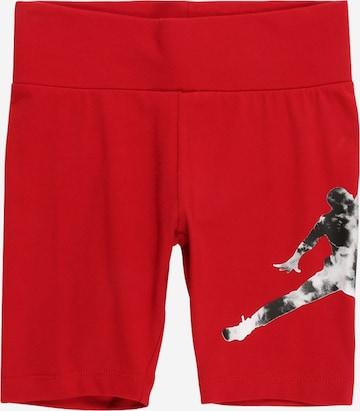 Jordan Shorts in Rot