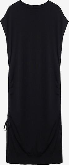 fekete VIOLETA by Mango Kötött ruhák 'Taylor', Termék nézet
