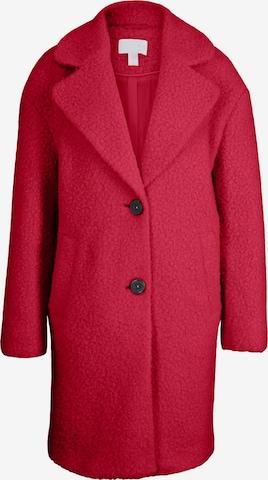 Palton de primăvară-toamnă de la heine pe roșu