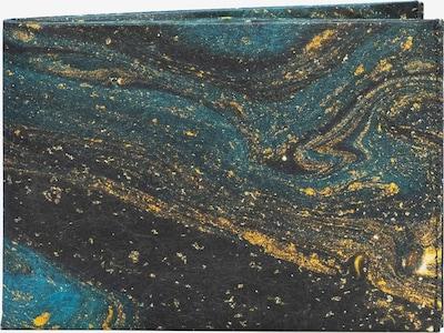 paprcuts Portemonnaie 'RFID Saphire Marble' in blau / mischfarben, Produktansicht