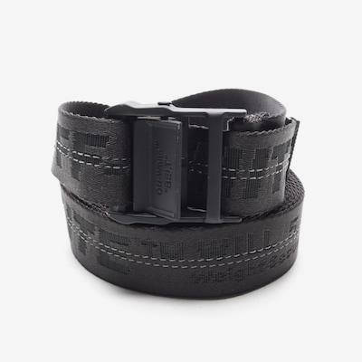 Off-White Gürtel in XS-XL in schwarz, Produktansicht