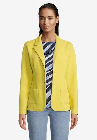 Betty Barclay Blazer in Yellow