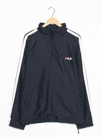 FILA Sweatshirt in XL in Blau