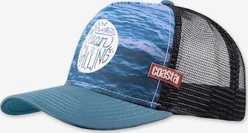 Coastal Cap in Blau