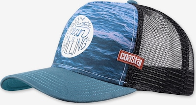 Coastal Cap in navy / mischfarben, Produktansicht