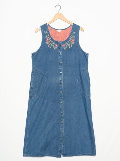 White Stag Kleid in L-XL in blue denim, Produktansicht