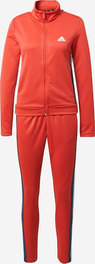 ADIDAS PERFORMANCE Tracksuit in Blue / Light red / White, Item view