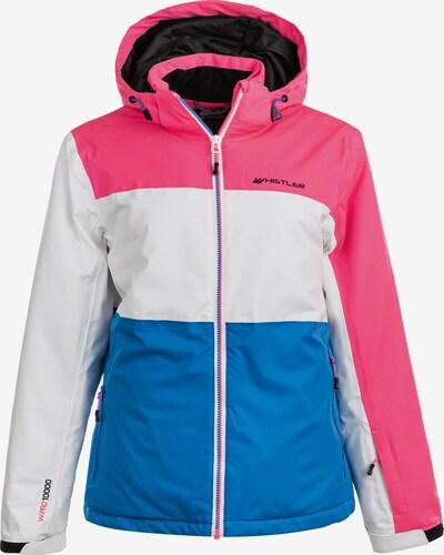 Whistler Skijacke 'KAMILLE' in pink, Produktansicht