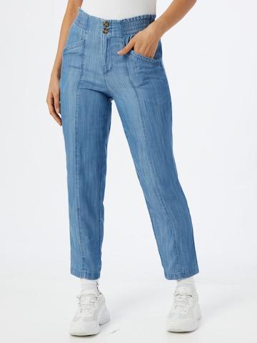 Jeans de la ESPRIT pe albastru
