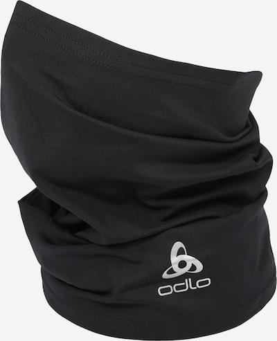 ODLO Sports Scarf in Black / White, Item view