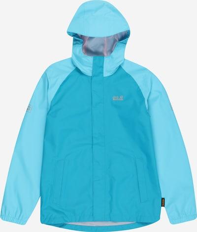 JACK WOLFSKIN Toiminnallinen takki värissä pastellinsininen / vaaleansininen, Tuotenäkymä