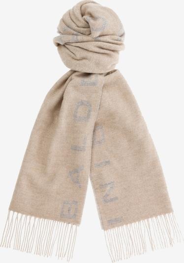 Baldessarini Schal in beige / weiß, Produktansicht