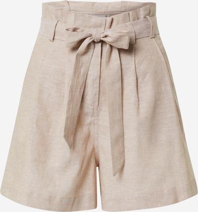 NÜMPH Shorts 'Nuboheme' in beige, Produktansicht