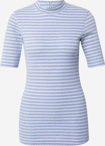 Libertine-Libertine Skjorte 'Attack' i blå