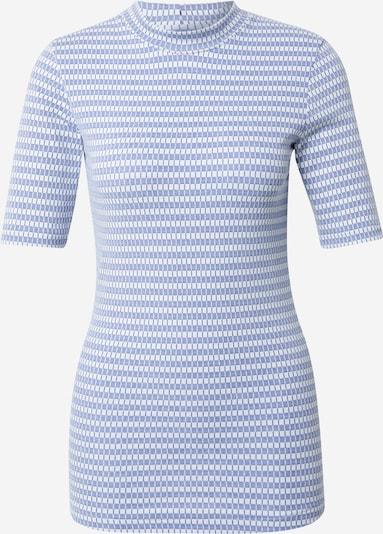 Tricou 'Attack' Libertine-Libertine pe albastru deschis / alb, Vizualizare produs
