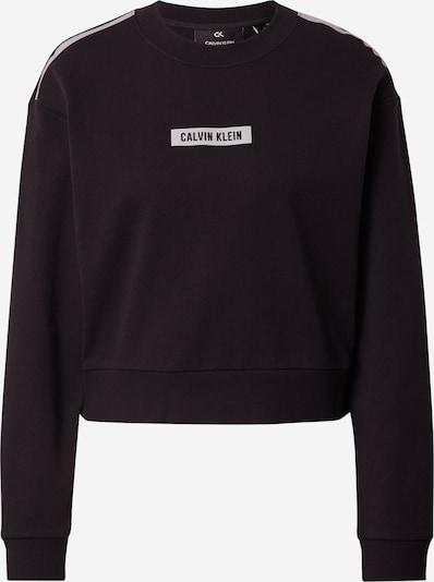 Calvin Klein Performance Športna majica | siva / črna barva, Prikaz izdelka