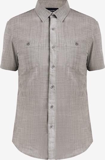 Finn Flare Hemd in grau, Produktansicht