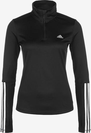 ADIDAS PERFORMANCE T-shirt fonctionnel 'Core 3-Stripes' en noir, Vue avec produit
