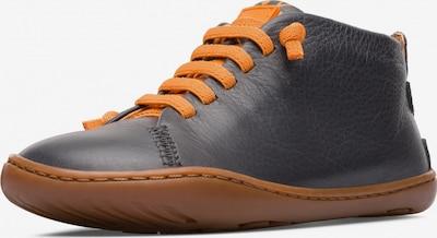CAMPER Stiefel ' Peu Cami ' in grau / orange, Produktansicht