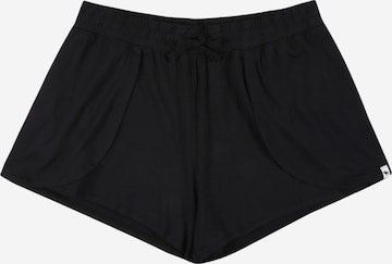 Abercrombie & Fitch Shorts 'MAY' in Schwarz