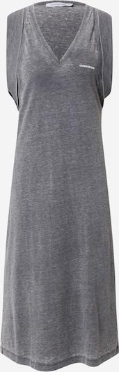 Calvin Klein Jeans Sukienka 'BURN' w kolorze ciemnoszarym, Podgląd produktu