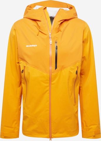 MAMMUT Sportjacke 'Kento' in Orange