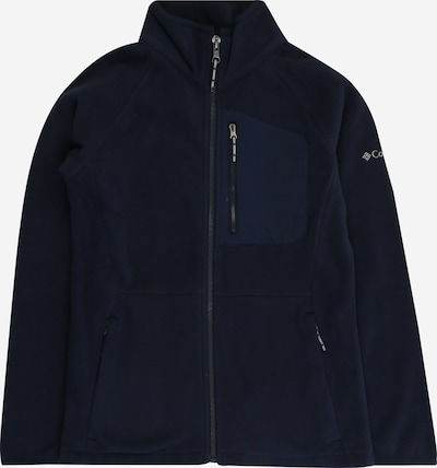 COLUMBIA Functionele fleece jas 'Fast Trek™ III' in de kleur Navy / Wit, Productweergave