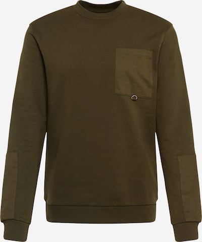 Only & Sons Sweatshirt 'LINUS LIFE' in khaki, Produktansicht