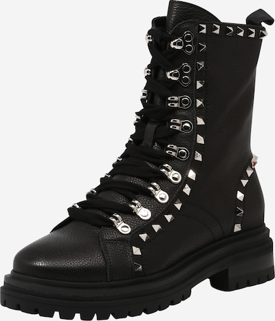 Sofie Schnoor Lace-Up Ankle Boots in Black, Item view