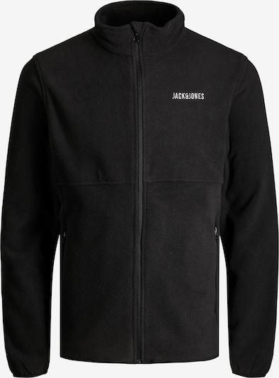 JACK & JONES Flis jakna u crna, Pregled proizvoda