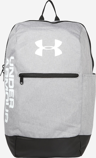 UNDER ARMOUR Sportski ruksak 'Patterson' u siva / crna / bijela, Pregled proizvoda