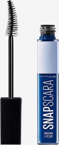 MAYBELLINE New York Mascara 'Snapscara' in Blue