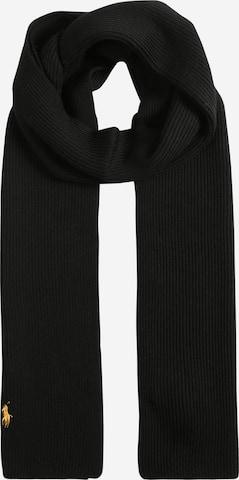 Écharpe Polo Ralph Lauren en noir