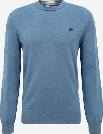 TIMBERLAND Μπλούζα φούτερ σε μπλε
