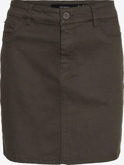 VERO MODA Sukně 'Hot Seven' - tmavě šedá, Produkt