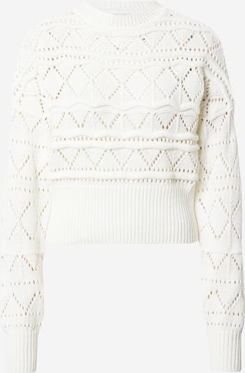 VILA Neulepaita värissä valkoinen, Tuotenäkymä